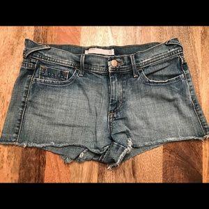 Old Navy Cutoff Denim Shorts